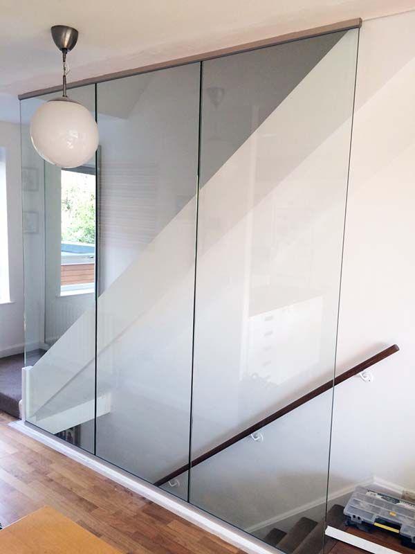 Best Full Height Glass Balustrade Glass Stair Balustrade 400 x 300