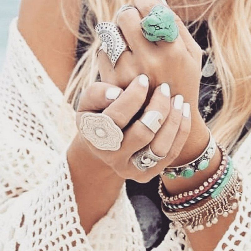 Boho Chic Style Jewelry