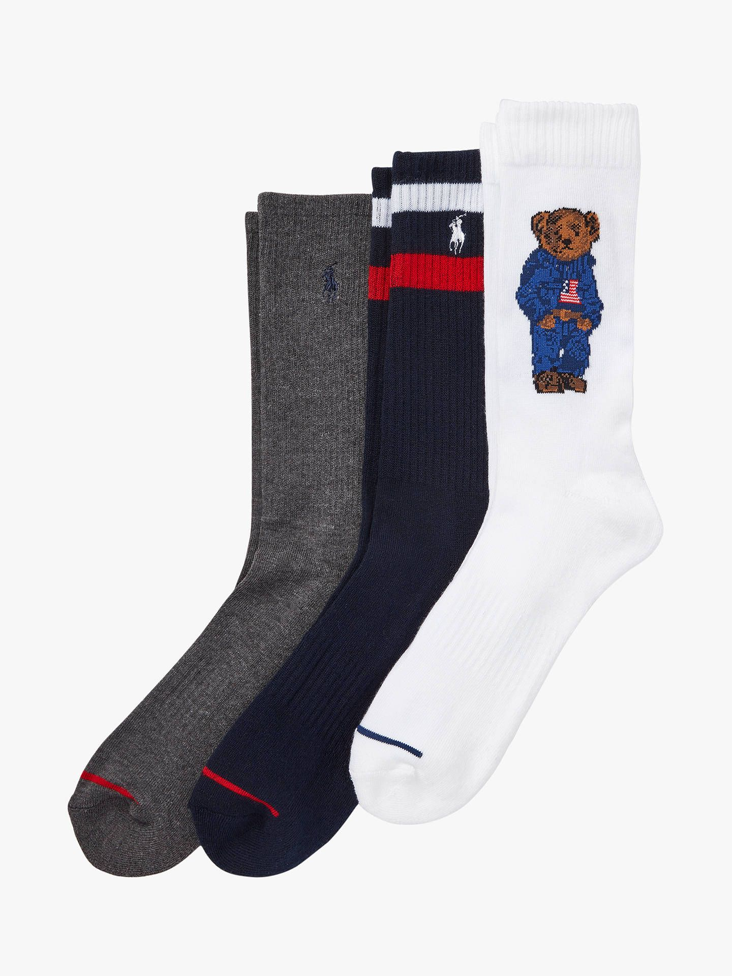 f492a147 Champion Boys 4-20 Big C 2-Pack Crew Sock in 2019 | Products | Socks ...