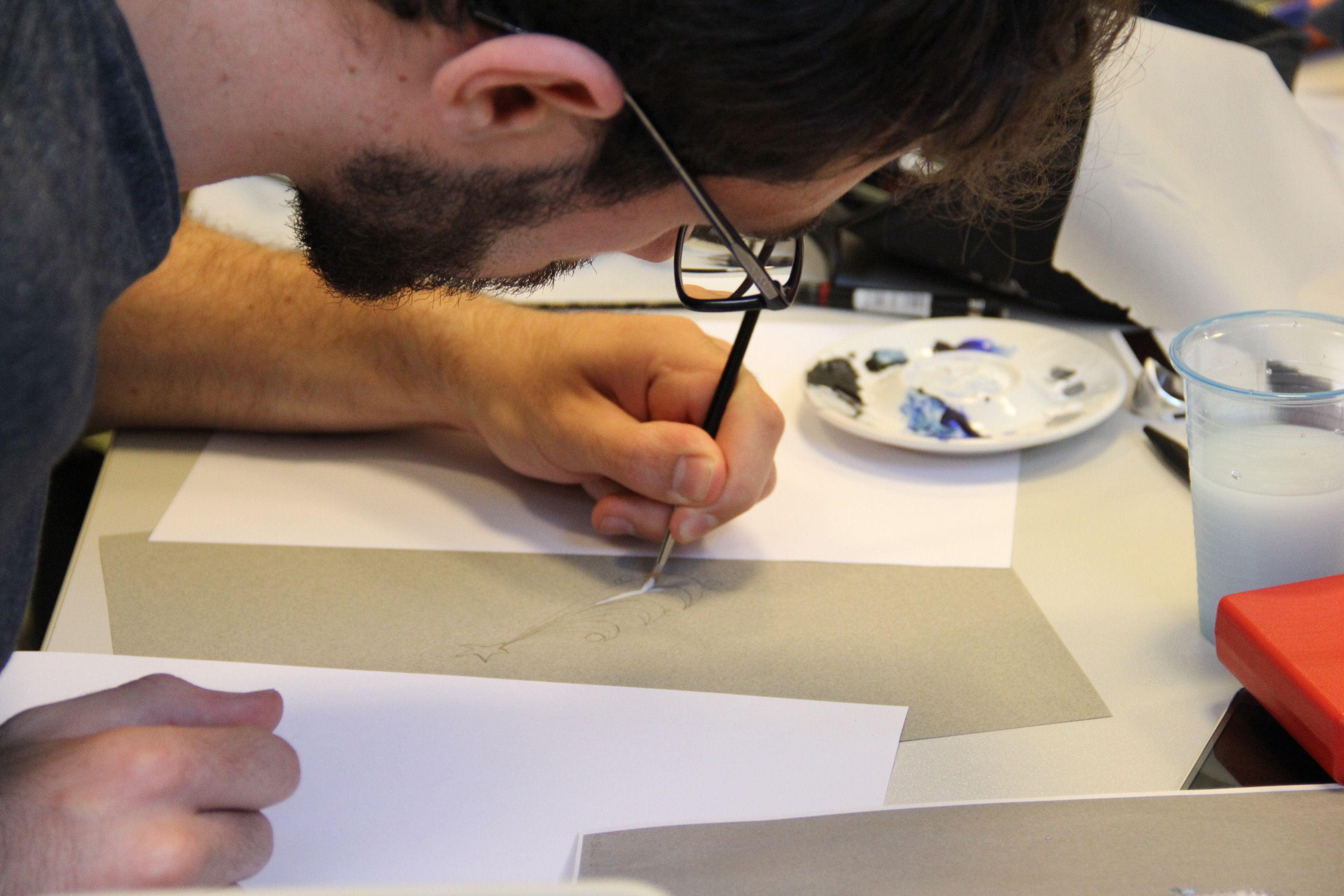 Creative Academy | MANUAL RENDERING #creativeacademy #manualrendering #drawings