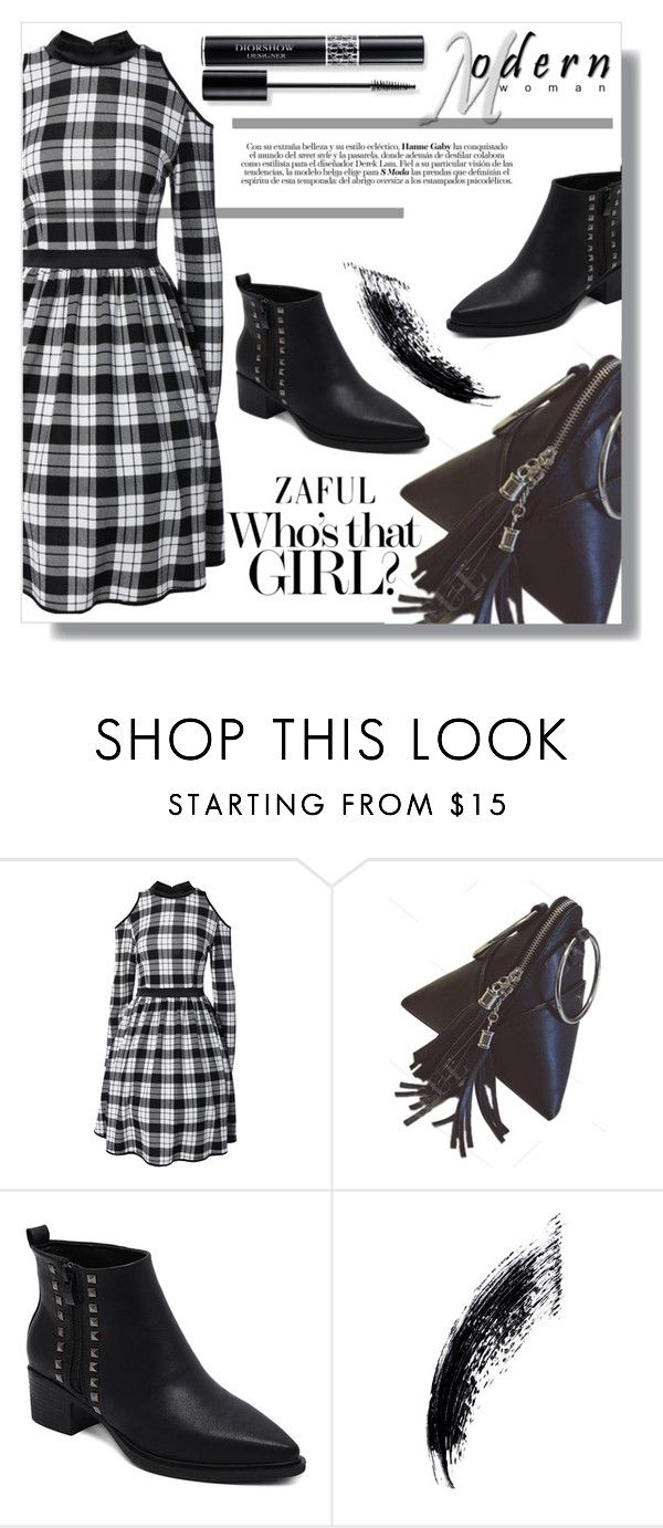 """""""end of week"""" by fashion-pol ❤ liked on Polyvore featuring Christian Dior"""