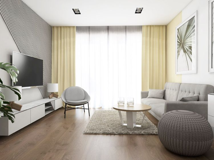 Mit Diesen Tipps Konnen Sie Ein 20 Qm Wohnzimmer Stimmig