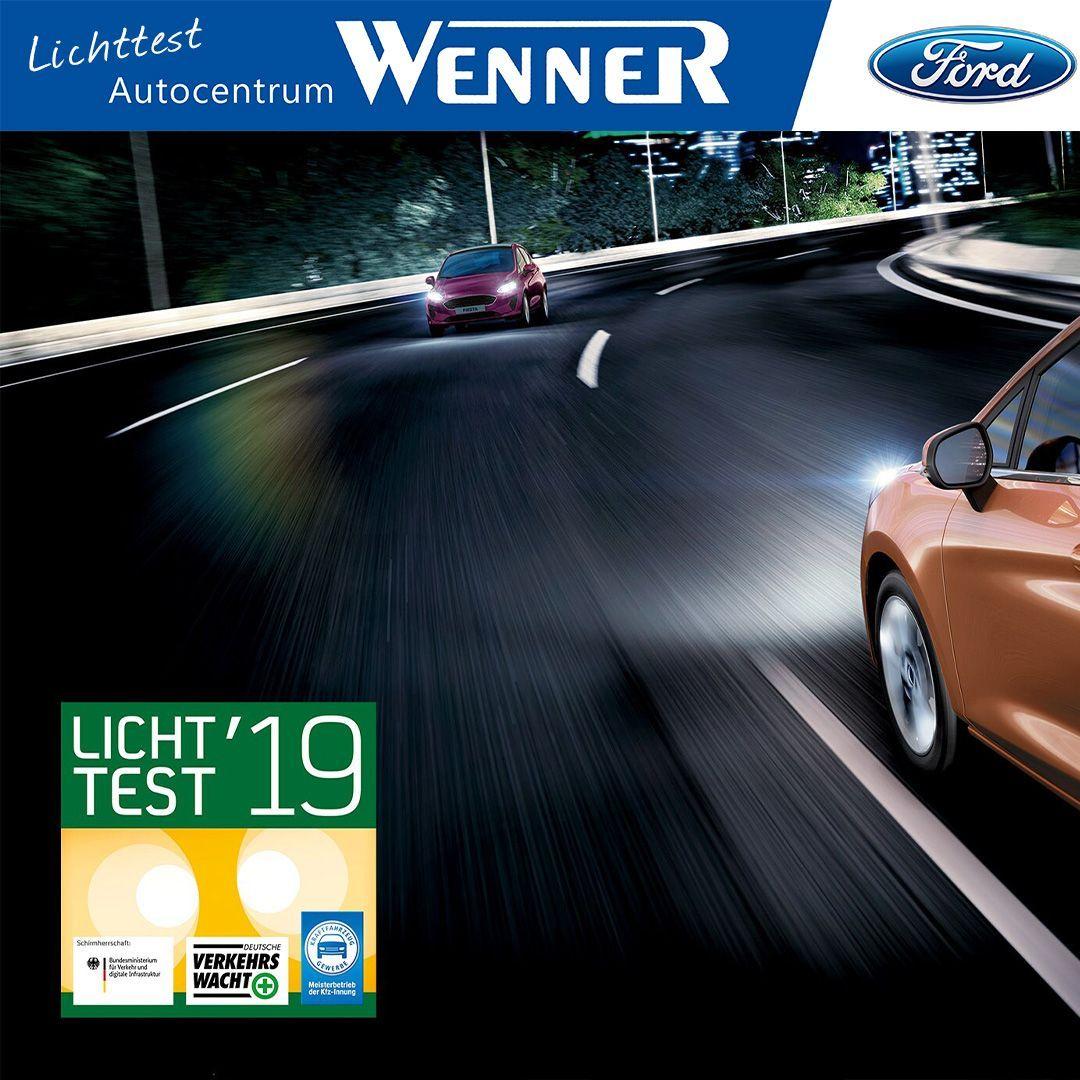 Mehr Sicherheit Durch Gutes Licht Wie Jedes Jahr Im Oktober Bieten Wir Euch An Den Kostenlosen Lichttest Bei Uns Zu Nut Licht In Der Dunkelheit Ford Autos