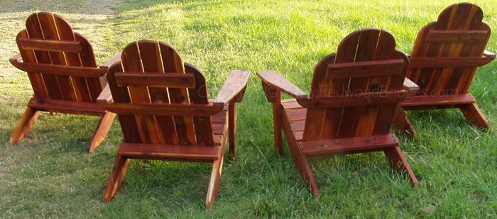 Adirondack Chairs Outdoor Furniture For Patios