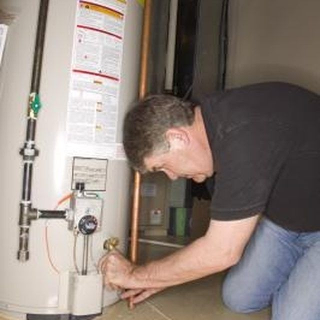 How To Get Sulfur Smell Out Of Water Ehow Hot Water Heater Water Heater Pans Gas Water Heater