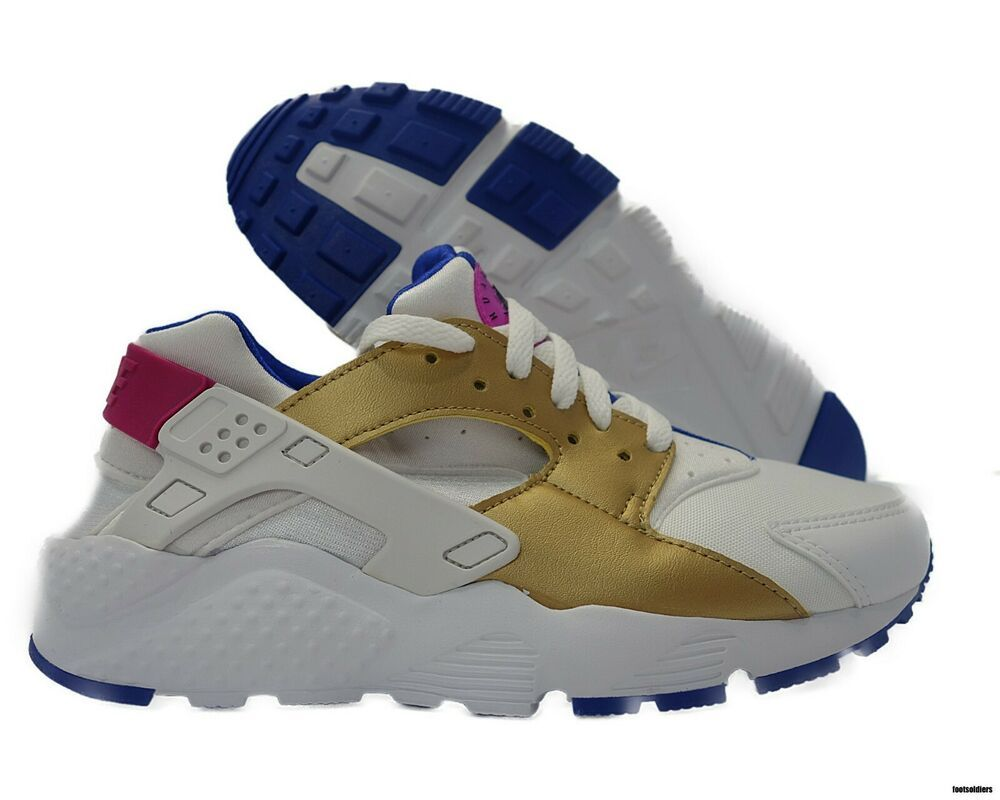 online store 596d1 a33dd eBay #Sponsored 654280-109 Nike Huarache Run (White ...