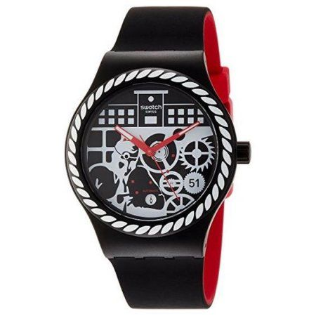 Swatch SISTEM SCHWIIZ Unisex Watch SUTB404 - Walmart.com b1ba050c065