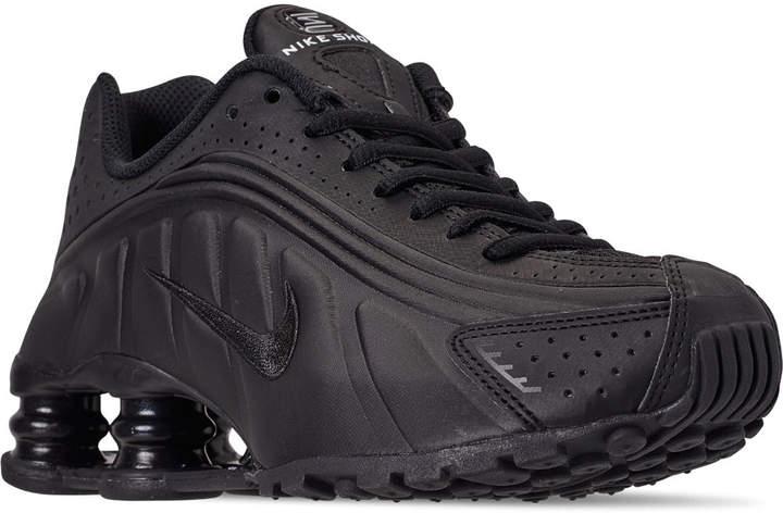 Nike Shox R4 Big Kids' Shoe