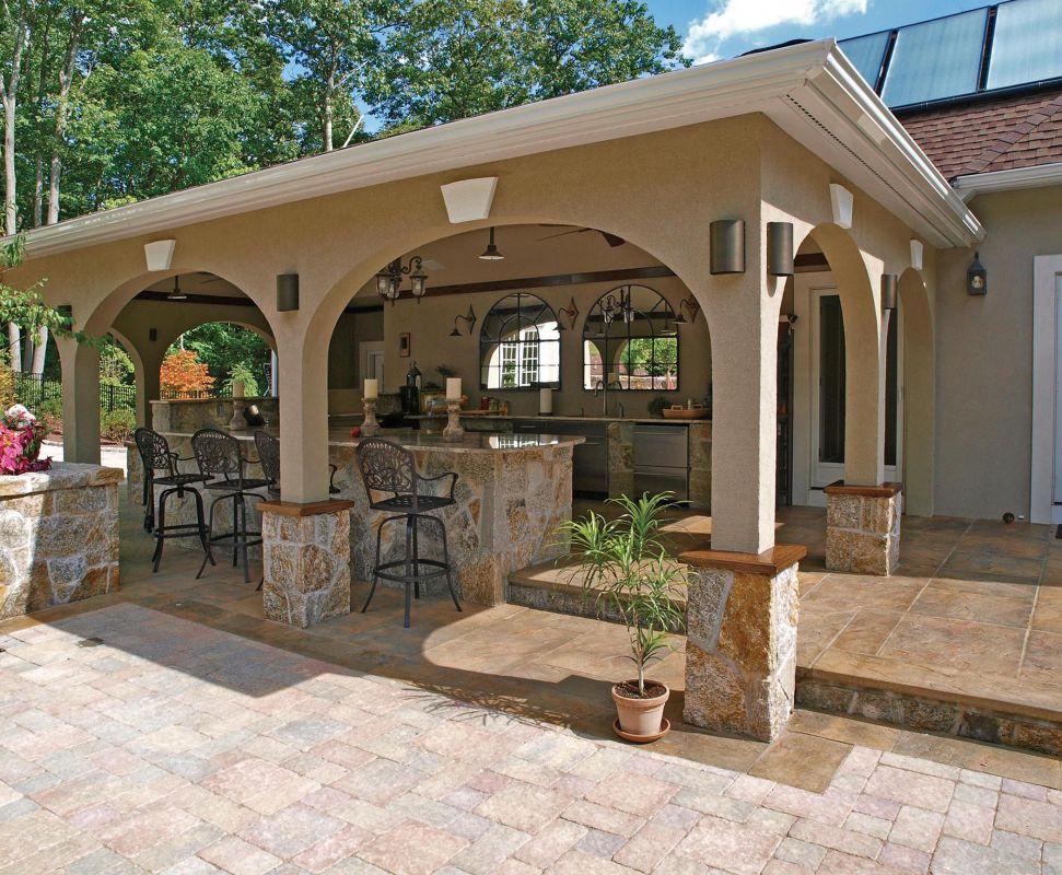 Best 8 Outdoor Kitchen Designs Ideas Plans Outdoor Kitchen 400 x 300