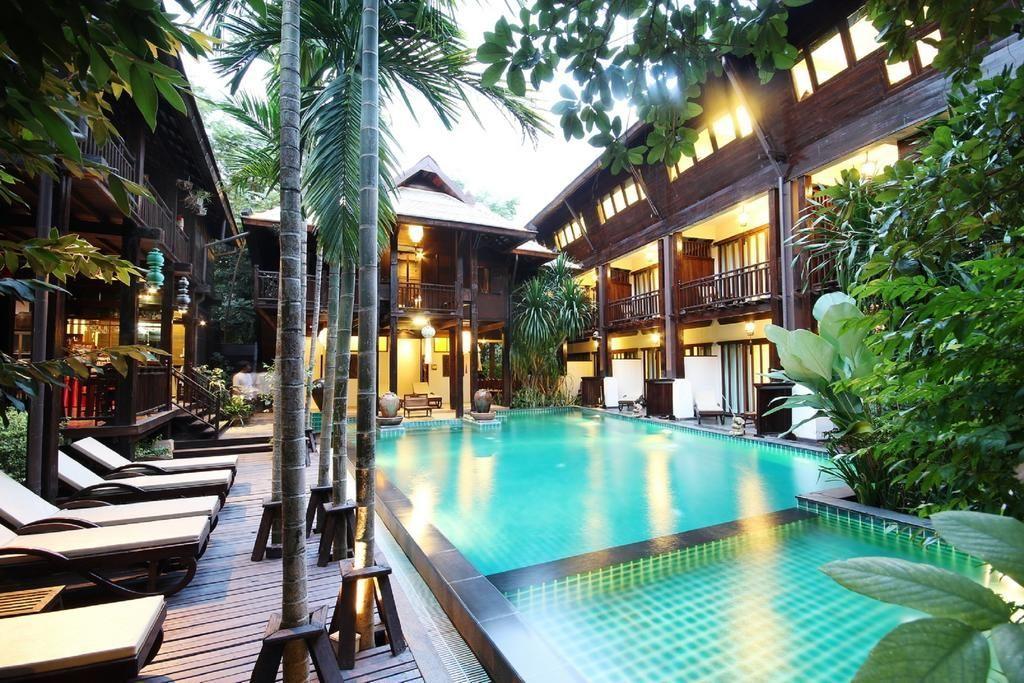 タイ チェンマイで泊まりたい100年超の古民家ホテル ヤンタラシリ