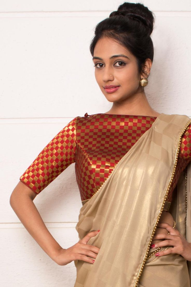 Beige golden brocade blouse blouse designs blouse designs for sarees - Black Sleeveless Blouse Saree Jackets Pinterest Mirror Work Blouse Work Blouse And Mirror Work