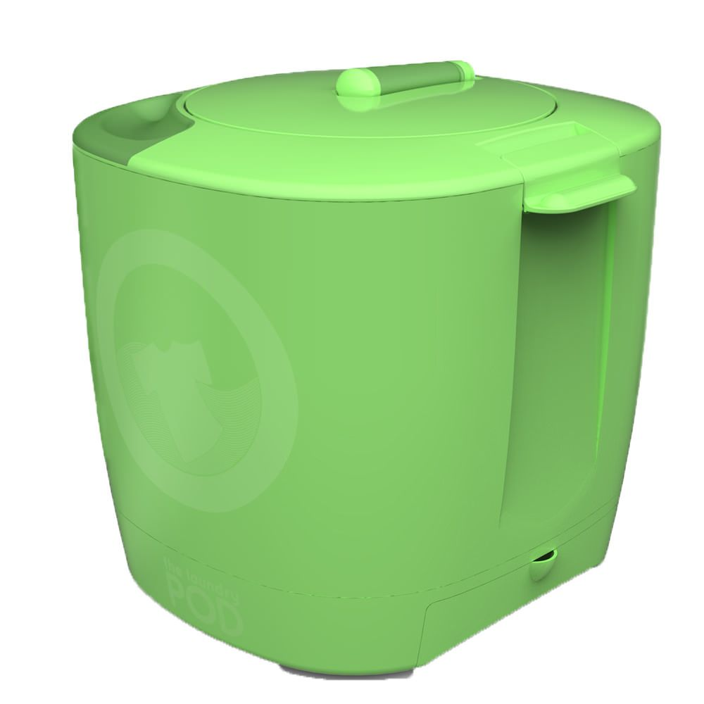 The Laundry Pod Is A Portable Eco Friendly Washer Designed For