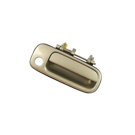 Motorking B373 92 96 Toyota Camry Outside Door Handle Beige 4m9 Front Right Toyota Camry Door Handles Toyota