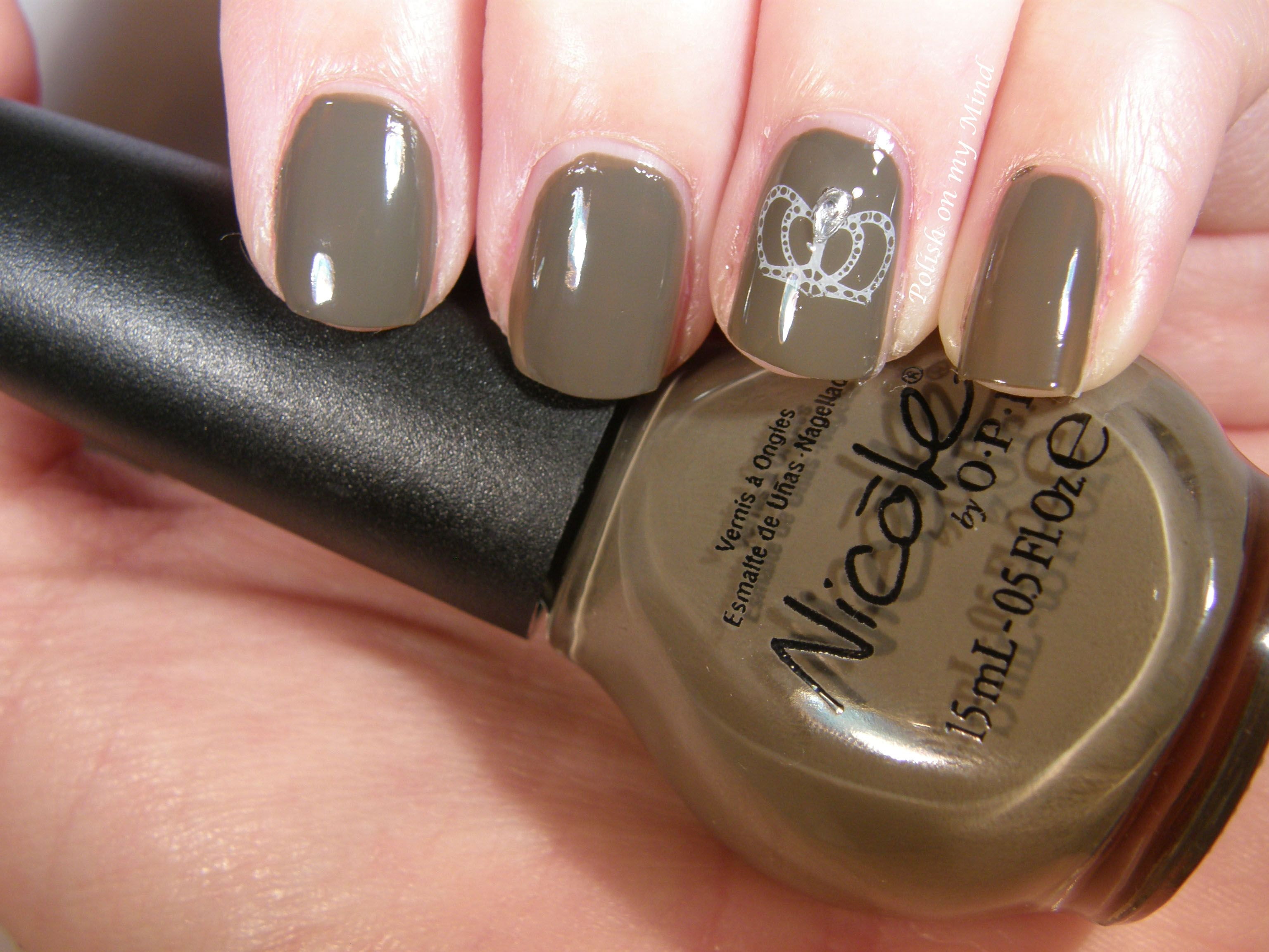 Nicole by OPI, My Empire My Rules | Nicole by OPI | Pinterest ...