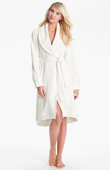 ugg robe - yes please!