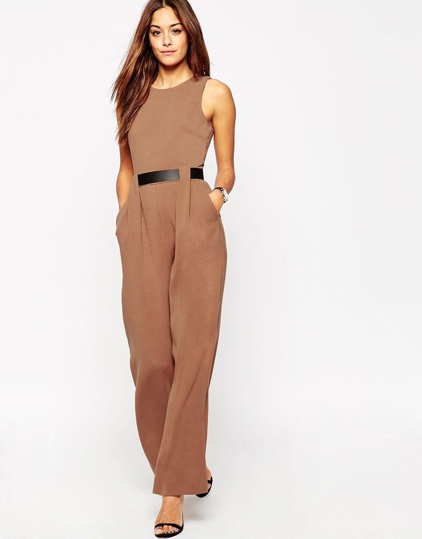 3b1d3a43b0 How to Make a Jumpsuit Work for Work  theeverygirl