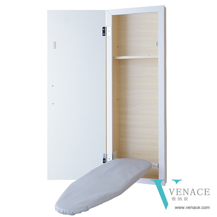 Wall Mount Cabinet Folding Ironing Board This Wall Mounted Folding Ironing Board Basically Contains A Mounta Folding Ironing Boards Closet Hardware Smart Desk