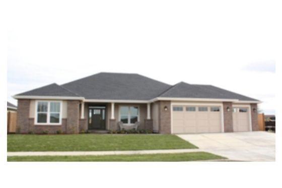 House Plan 124-672