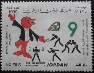 Mascot and Sports Pictograms
