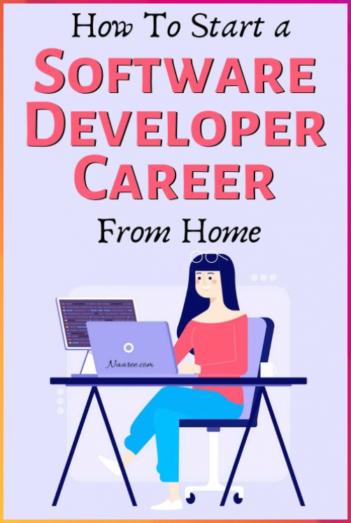 How Can A Software Developer Or Computer Programmer Work From Home How Can Software Developer Comput In 2020 Software Development Computer Programmer Coding Jobs