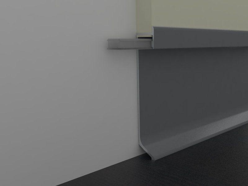 110571 - Rodapié LEDkit Pladeyeso 13x80