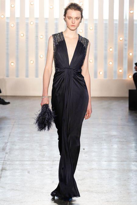 Jenny Packham | Fall 2014 Ready-to-Wear New York #FashionWeek