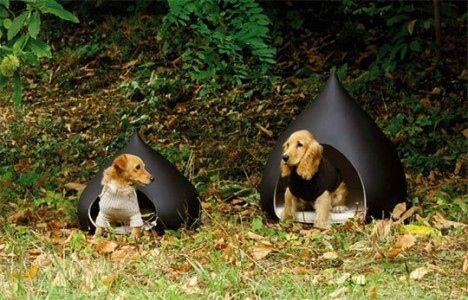 15 Unconventional Dog Houses Dog Houses Dog House Baby Dogs