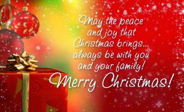 Charming Merry Christmas Quotes ~ Media Wallpapers