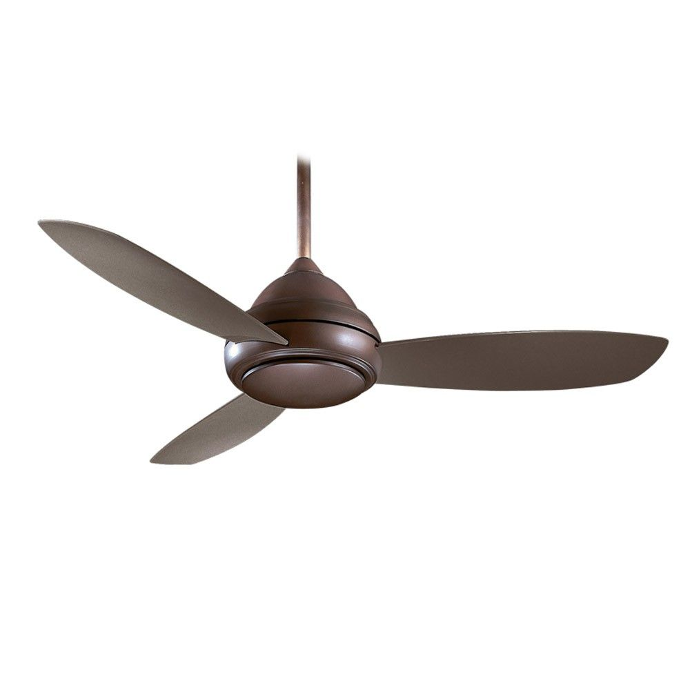 Outdoor Ceiling Fans Without Lights Ashery Design