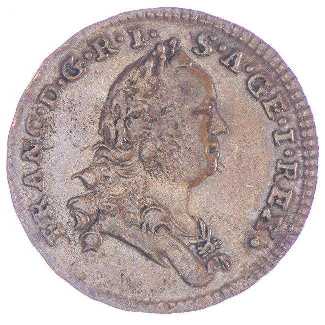 Pfennig 1764 Wien Rdr Haus Osterreich Franz I Stefan 1745 1765 Wien Haus Osterreich Osterreich