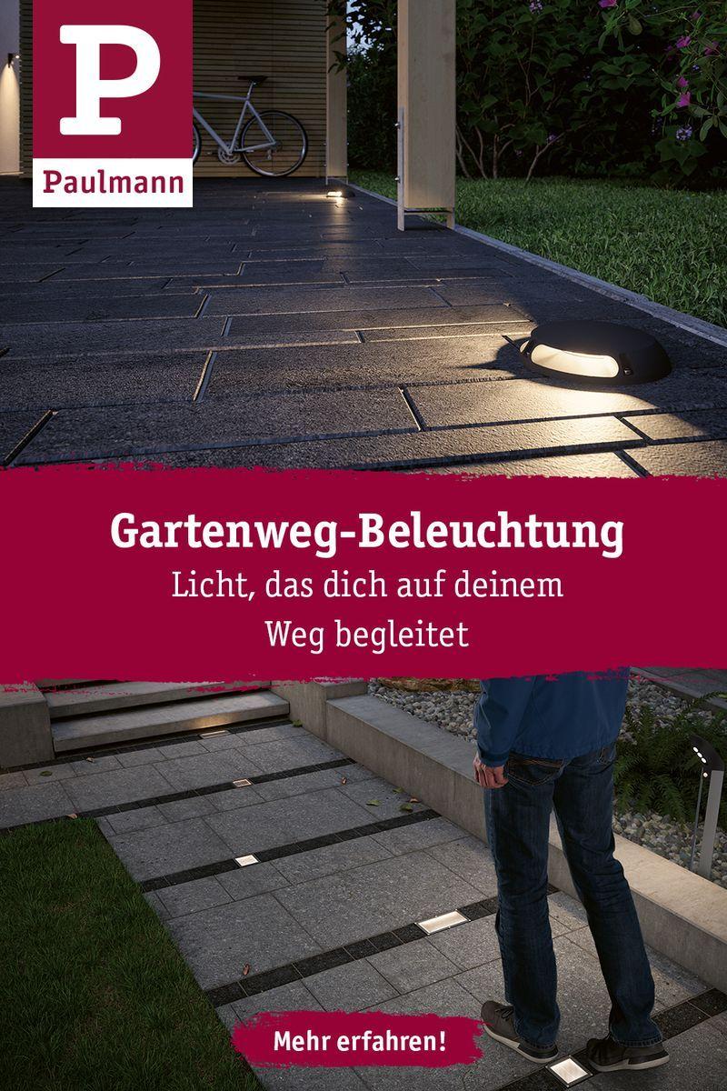 Gartenweg Beleuchtung In 2020 Gartenweg Garten Beleuchtung Garten
