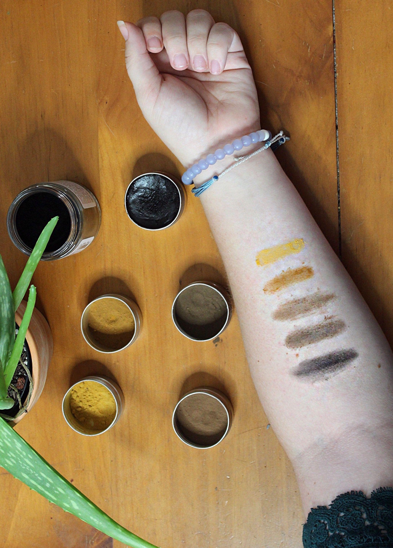 Zero Waste Makeup Recipes