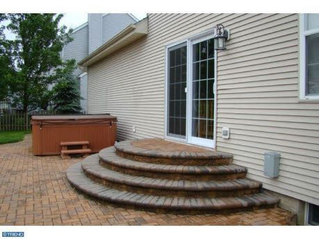 41 Steeplechase Blvd, Burlington, NJ 08016 | Patio steps ... on high home designs, white home designs, blue home designs, raised foundation homes, living home designs, large home designs, love home designs, vertical home designs, raised architecture, expanded home designs, raised living room, raised kitchen, dark home designs, black home designs, california home designs, single home designs, small home designs, raised glass, circular home designs, natural home designs,