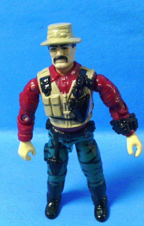 1993 gi joe Bazooka hasbro toys vintage 3 by AtenRaActionFigures