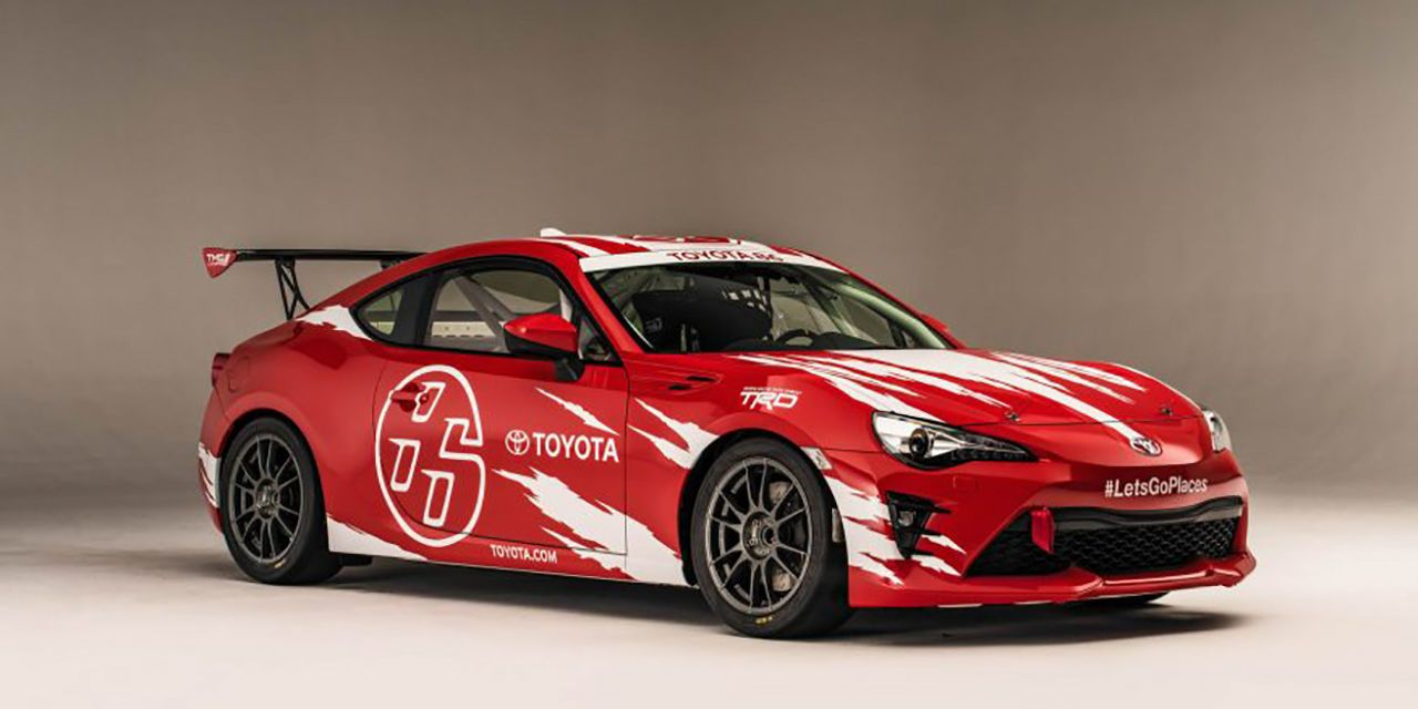 Toyota Race Cars >> Toyota Turned The 86 Into A Race Car Gt86 Toyota 86