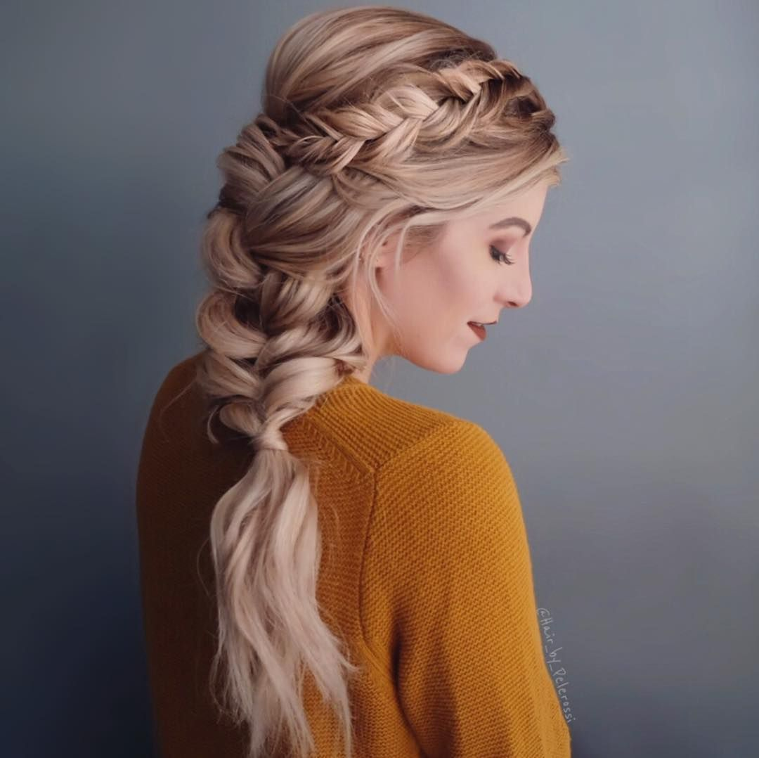 Gorgeous braided Hairstyles – Alex Pelerossi
