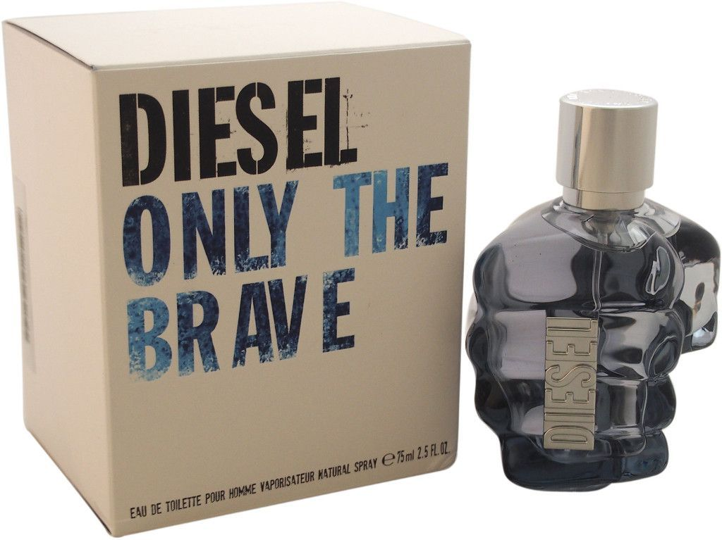 Diesel Only The Brave EDT Spray 2.5 oz.