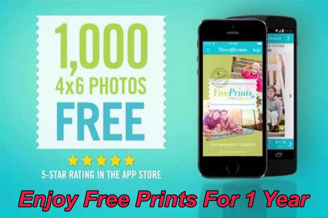 Free Prints Promo Codes 2018 Free Prints Free Prints App App