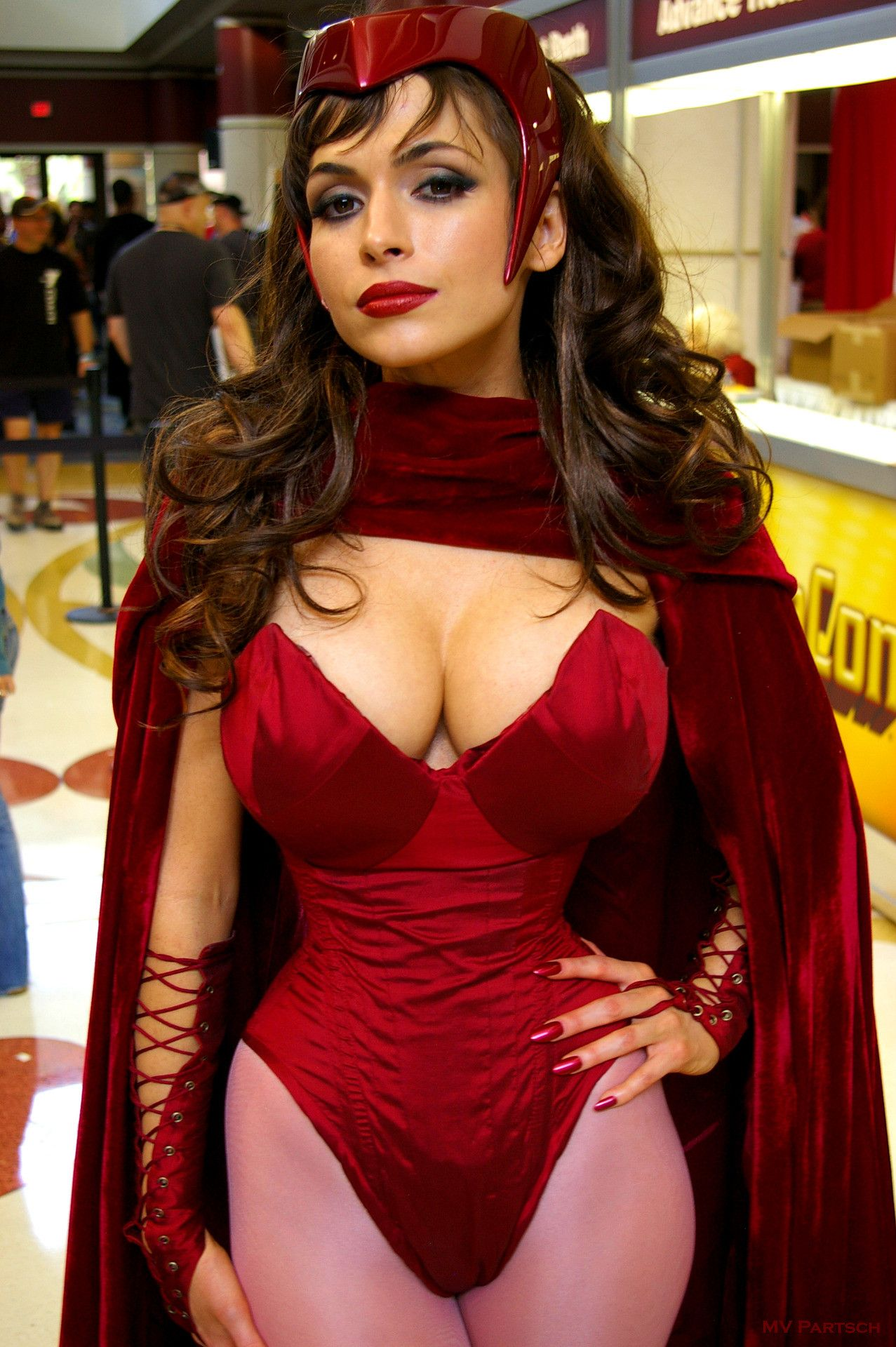 AVENGERS: AGE OF ULTRON Cosplay Day 3 – Scarlet Witch | Scarlet ...