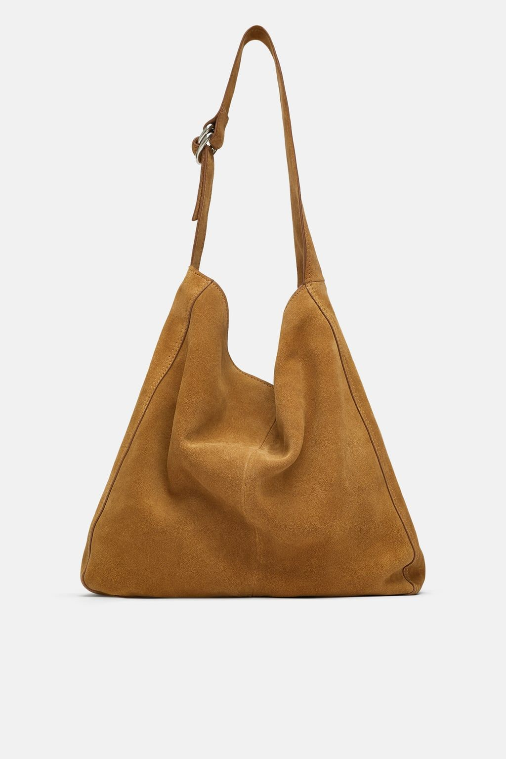 6b7942e3 Split leather bucket bag in 2019 | Fashion backpacks | Bags, Fashion ...