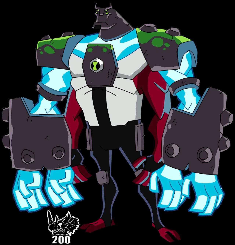 Com Omni Enhanced Four Arms By Rzgmon200 On Deviantart Ben 10 Alien Force Ben 10 Ben 10 Omniverse