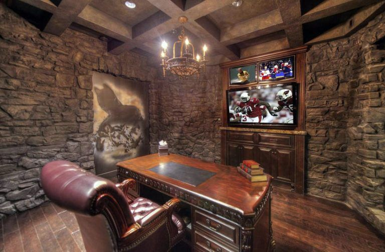 125 Best Man Cave Ideas Furniture Decor Pictures Diy Home Office Furniture Home Theater Design Man Cave Office