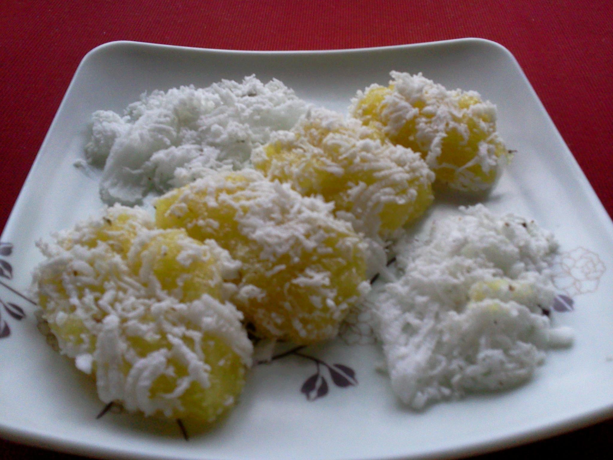 homemade pichi-pichi