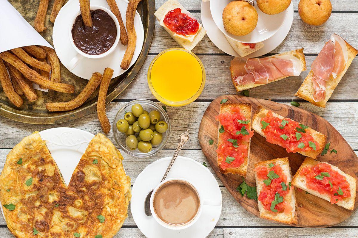 Spanish breakfast breakfast around the world 6