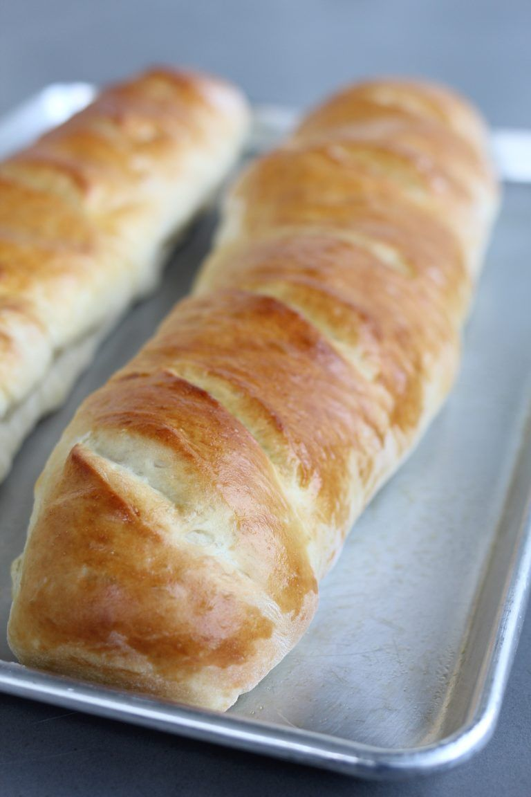 Diane S No Fail French Bread Recipe Homemade French Bread Bread