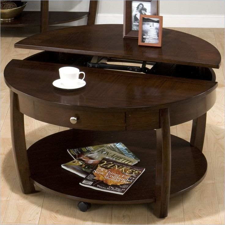Jofran Riverside Coffee Table Modern Coffee Tables Ideas Tips Circular Coffee Table Round Wood Coffee Table Round Coffee Table Jofran living room cocktail table