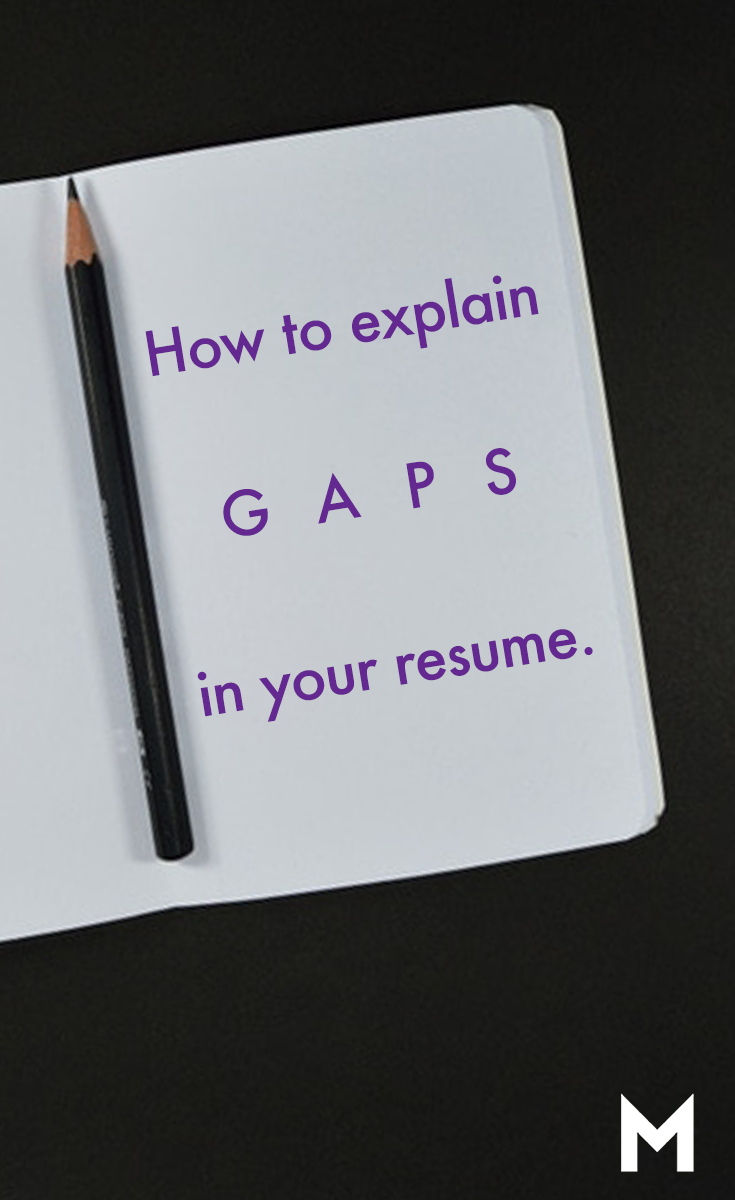 How To Explain Gaps In Your Resume In An Interview Career Job