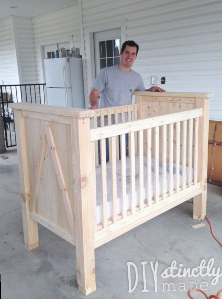 19 Diy Baby Crib Pallet In 2020 With Images Baby Crib Diy