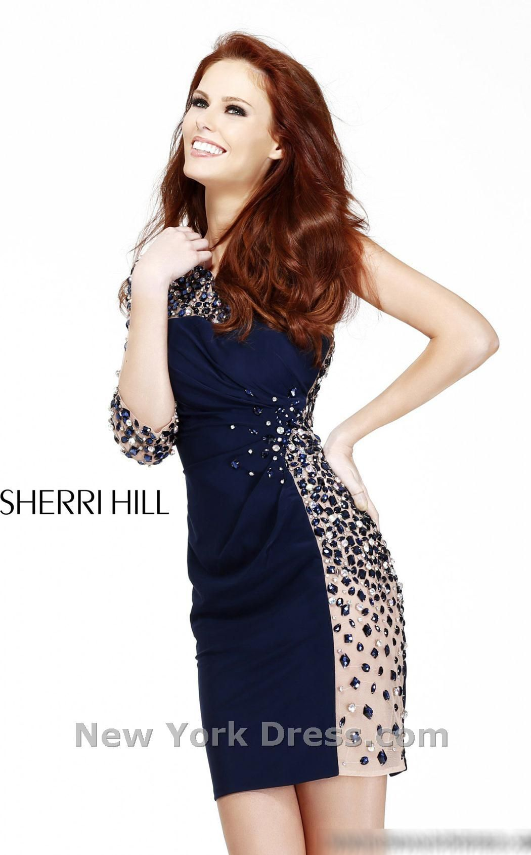 Sherri Hill 11037 thumbnail