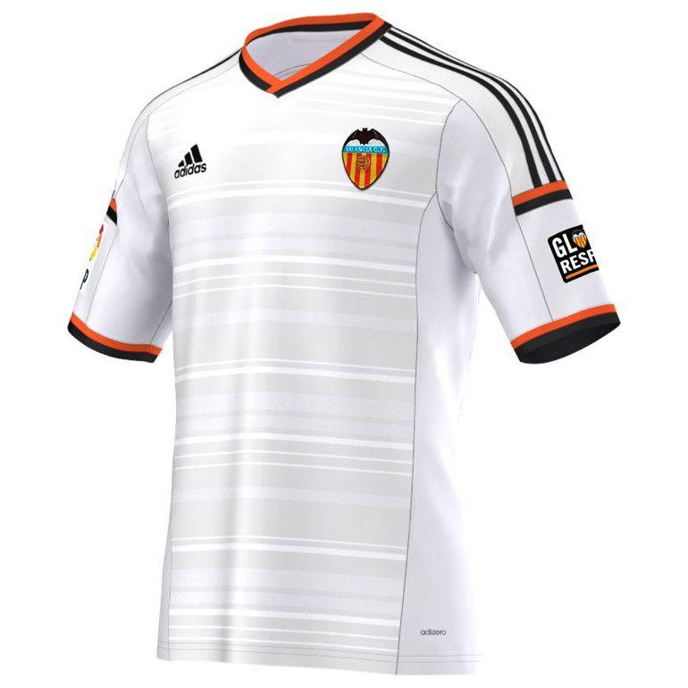 best authentic d93b4 feba3 Valencia Jersey 2014-2015 | Products | Valencia, Football ...